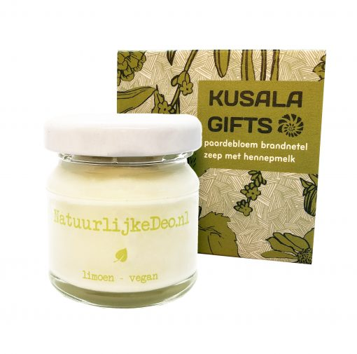 limoen zeep deodorant vegan